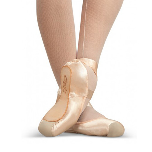 CAPEZIO SUEDE POINTE COVERS