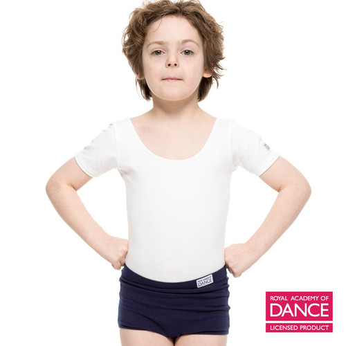 FREED RAD BOYS SHORT SLEEVE LEOTARD