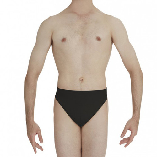Capezio Mens Dance Belt Reinforced Front Lined Thong