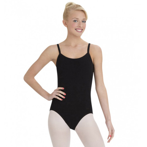 Cremona School of Dance Camisole Leotard With Bra Tek