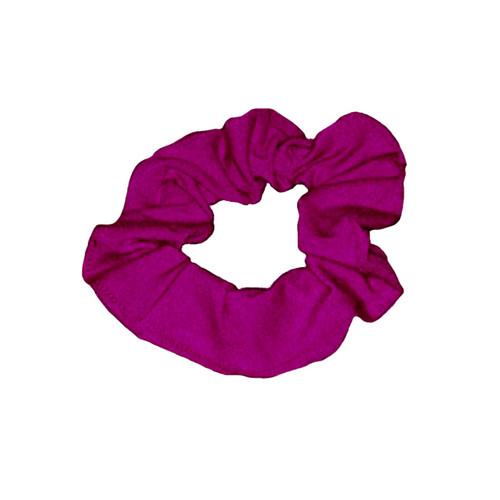 Cremona School of Dance Mulberry Nylon Lycra Scrunchie