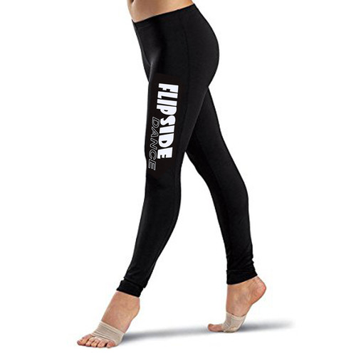FLIPSIDE BRANDED LEGGINGS