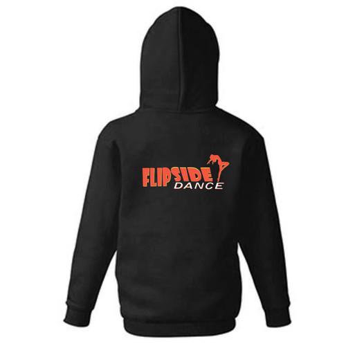 Flipside Branded Hooded Sweat Top