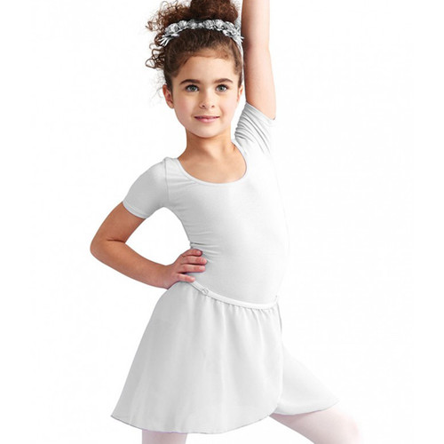 Capezio Chiffon Wrap Skirt Child