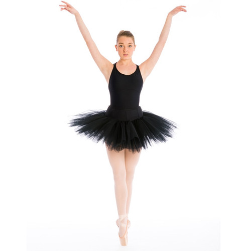 FREED 'PARIS' 8 LAYER TUTU SKIRT ON PANTS Ad