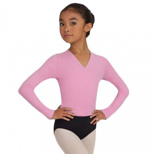 Capezio Cross-Over Top Child