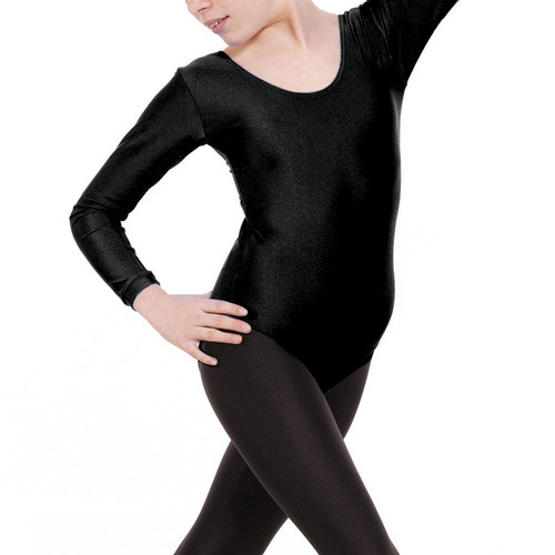 Tappers & Pointers LEO 3 Long Sleeved Leotard Jr