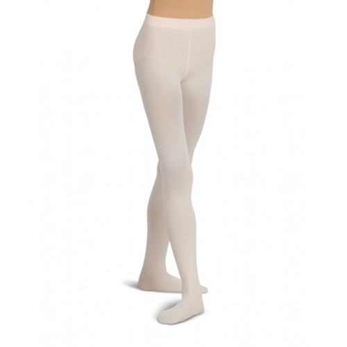 Capezio Ultra Soft Self Knit Waistband Footed Child