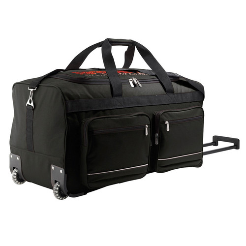 Flipside Elite Branded Holdall On Wheels