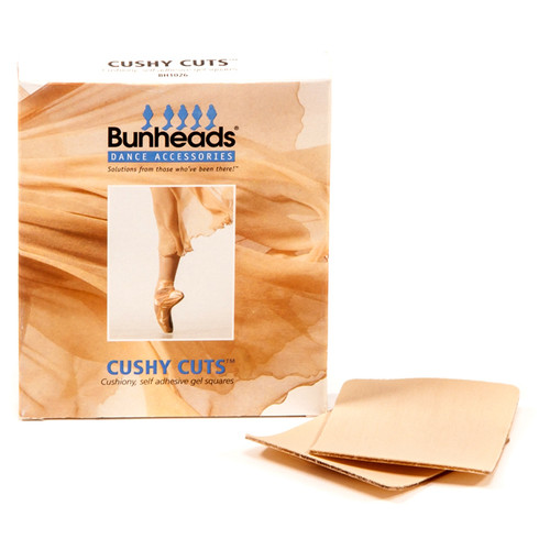 BUNHEADS® CUSHY CUTS™