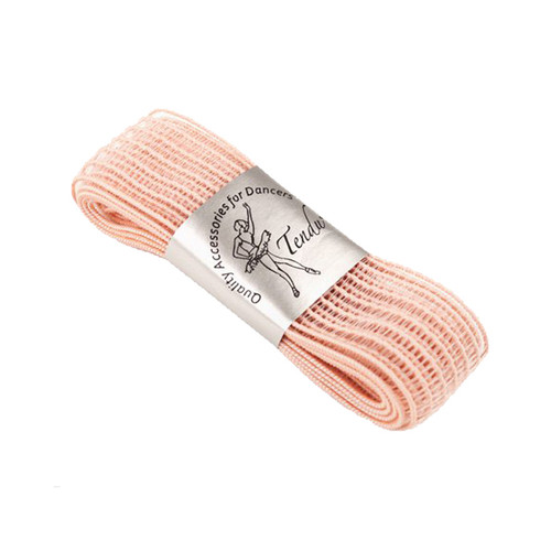Tendu Invisable Pointe Shoe Mesh 15cm (Pink)