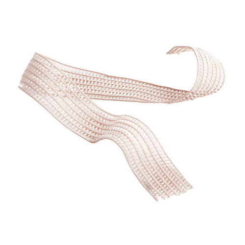 Russian Pointe Invisable Pointe Shoe Mesh Elastice 15cm (Pink)