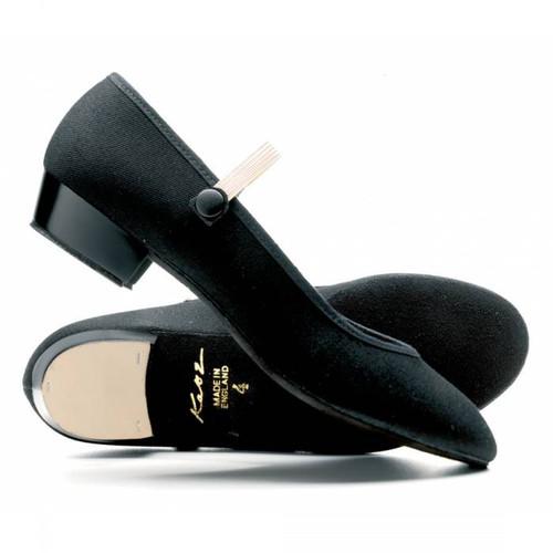 Joanne Ward RAD Low Heel Character Shoe