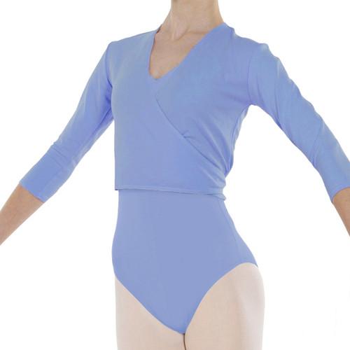 Molesley School of Ballet Sky Blue Ballet Wrap