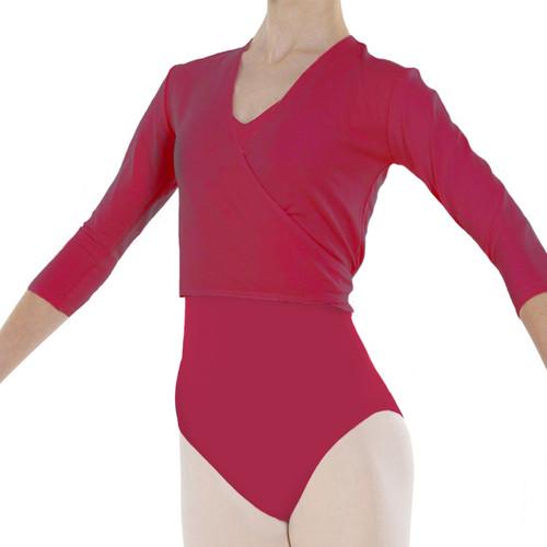 Molesey School of Ballet Plum Ballet Wrap