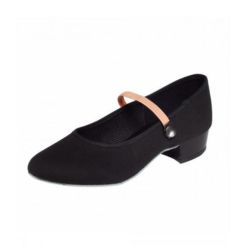Felton Fleet School RAD Low Heel Canvas Character Shoe