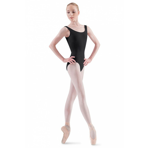 Coworth-Flexlands School Basic Round Neck Tank Leotard