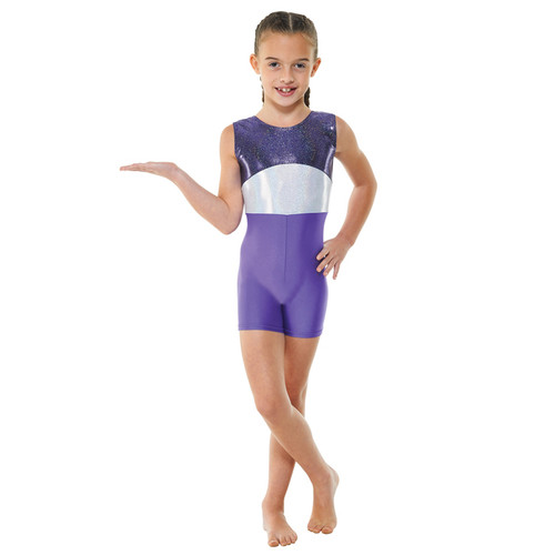 TAPPERS & POINTERS GYMTARD/2 LYCRA AND COSMIC SHINE Jr