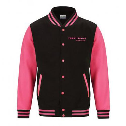 Terri Jayne Branded Jacket