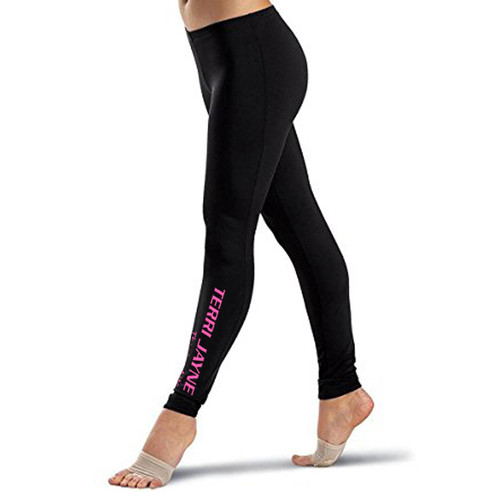 TERRI JAYNE BRANDED LEGGINGS