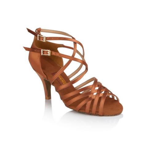 Freed Natalia Satin Latin Shoe
