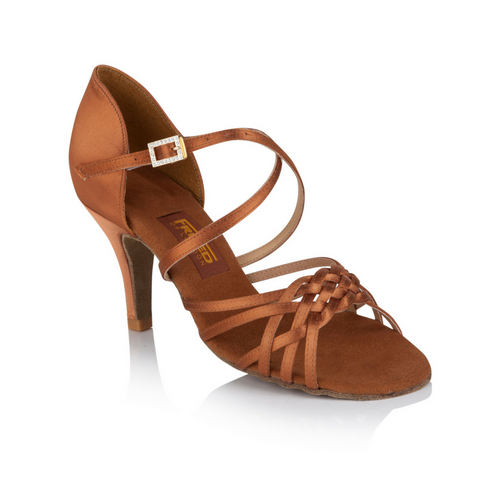 Freed Flavia Satin Latin Shoe
