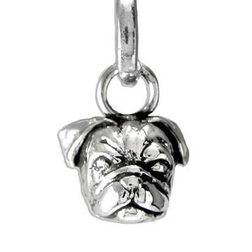 Dog Head Pendant