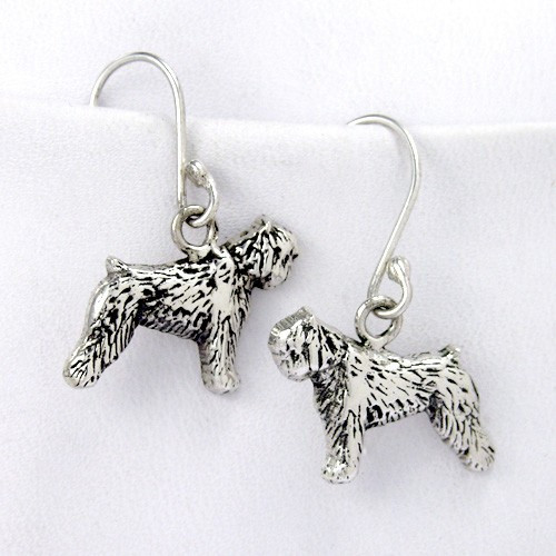 Bouvier de Flanders Earrings
