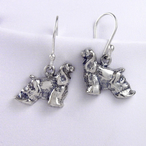 Cocker Spaniel Earrings