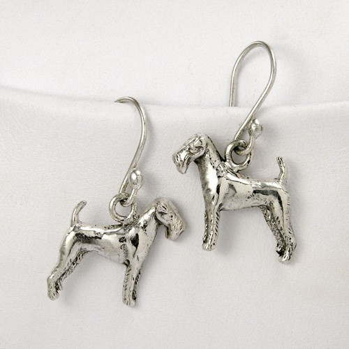 Irish Terrier Earrings