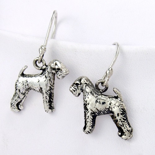 Lakeland Terrier Earrings