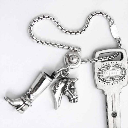 Puzzle Key Chain