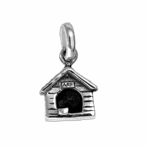 Dog House Medium Charm