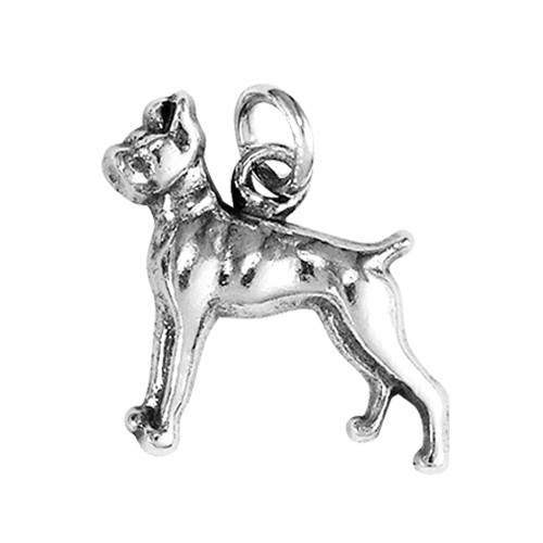 Boxer Small Charm