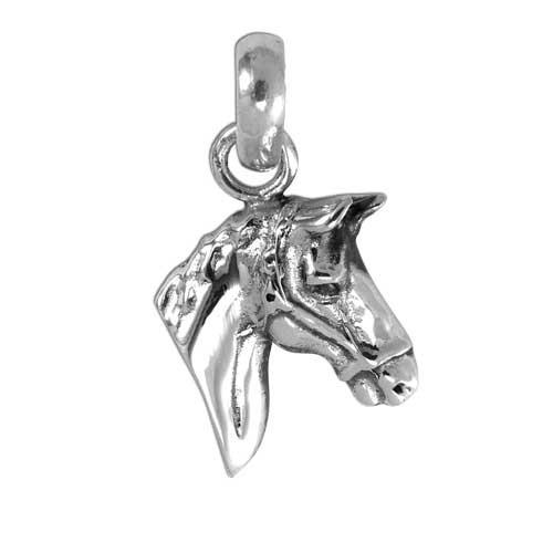 Horse Head Charm