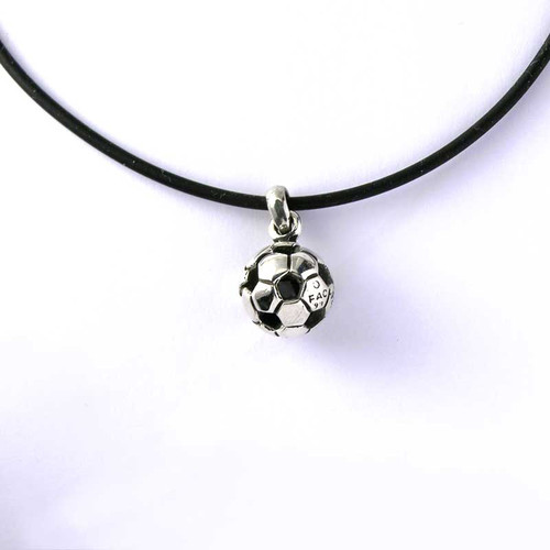 Rubber Cord Necklace