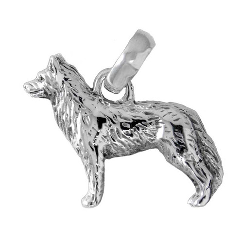 Australian Cattle Dog Large Charm