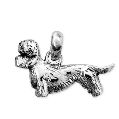 Dandie Dinmont Terrier Large Charm