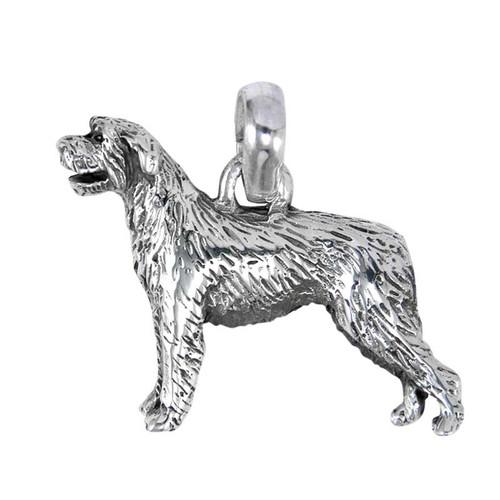 Irish Wolfhound Large Charm
