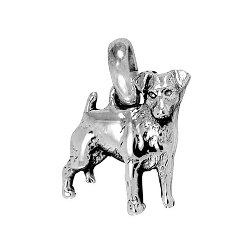 Jack Russell Terrier Large Charm