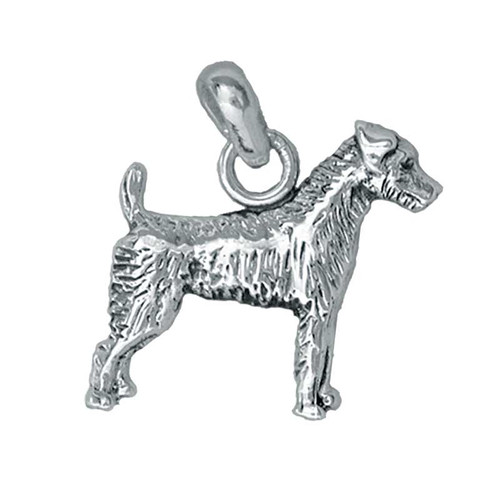 Rough Coat Jack Russell Large Charm
