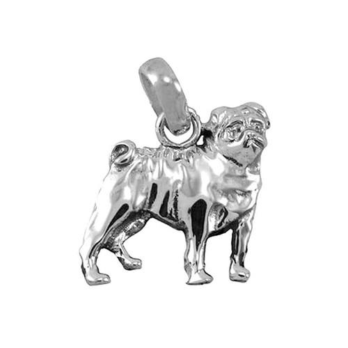 Pug Large Charm