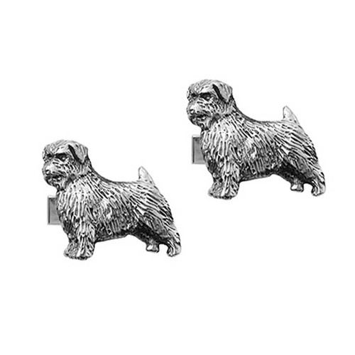 Norfolk Terrier Cufflinks