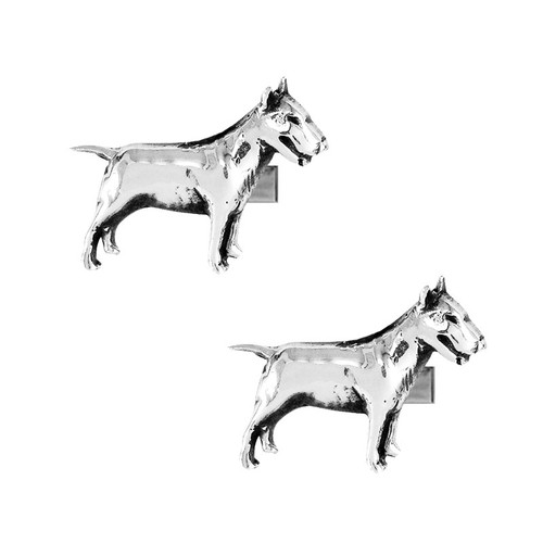 Bull Terrier Cufflinks