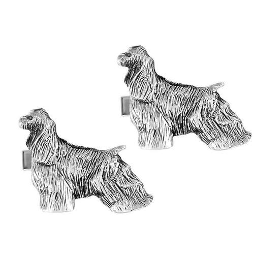 Cocker Spaniel Cufflinks