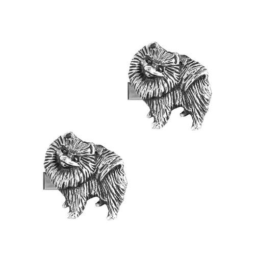 Pomeranian Cufflinks