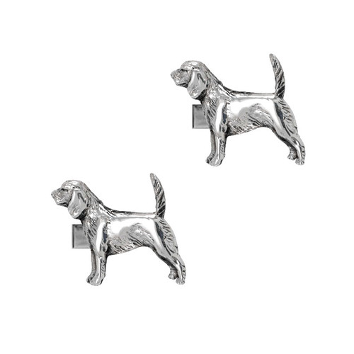 Beagle Hound Cufflinks