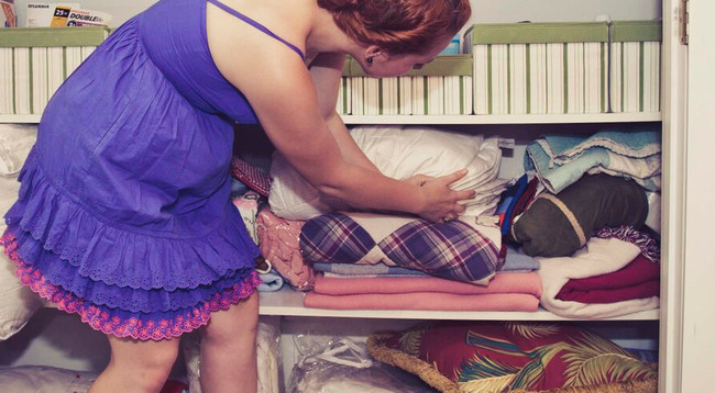 Spring Cleaning: Storing Your Winter Bedding