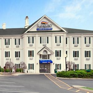 Baymont Inn & Suites Hotel Bedding By DOWNLITE