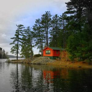 Burntside Lodge Bedding By DOWNLITE